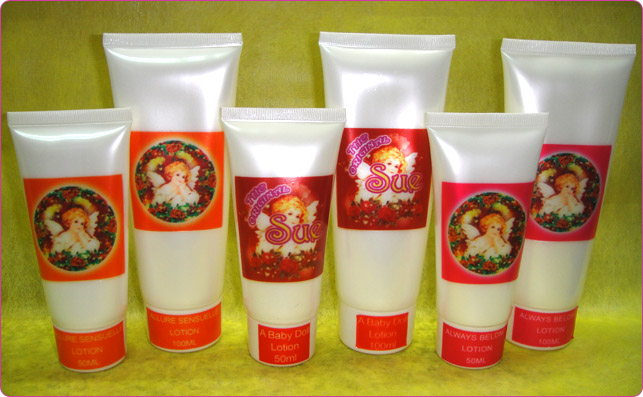 Buy Angel Sue Scented Lotion