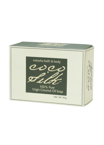 Buy Cocosilk VCO soap