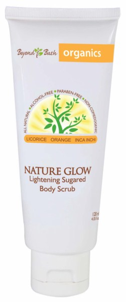 Buy Nature Glow Lightening Sugared Body Scrub