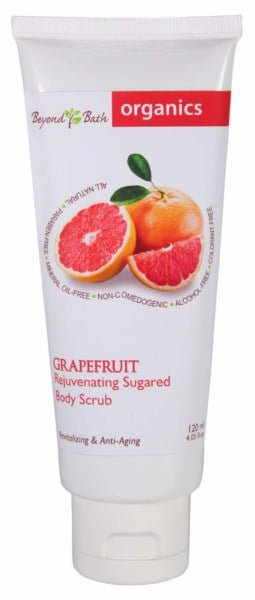 Buy Grapefruit Rejuvenating Sugared Body Scrub