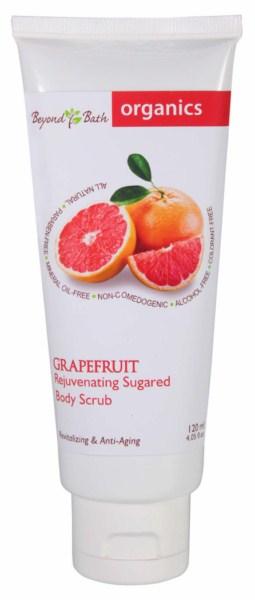 Buy Grapefruit Rejuvenating Sugared Body Scrub