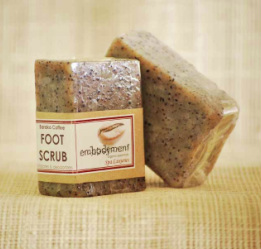 Buy Barako Coffee Foot Scrub