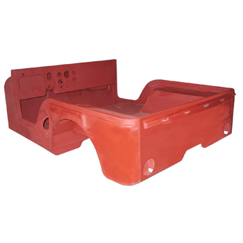 Buy TUB - Body For: M38A1