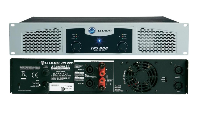 Buy LPS - Series Powered Amplifier