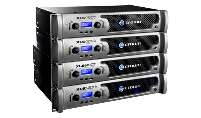 Buy XLS Drivecore Series Amplifiers