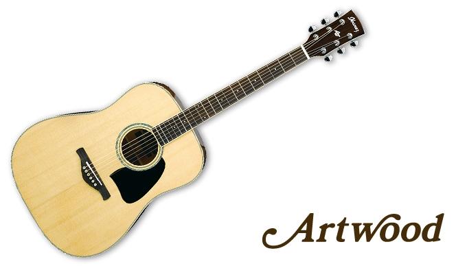 Buy Artwood Acoustic Guitar
