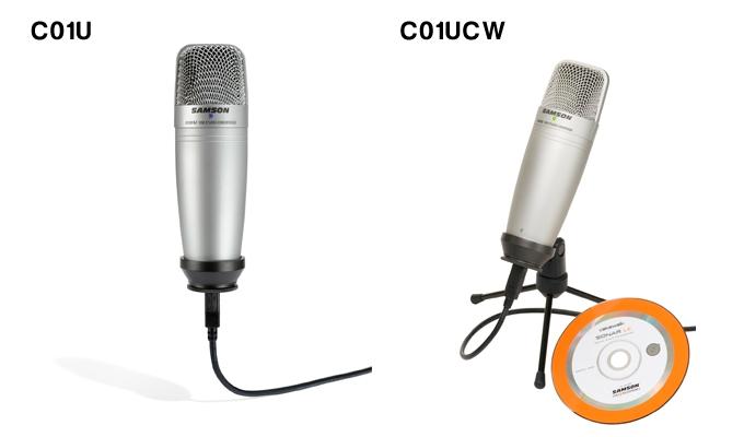 Buy C01U USB microphone