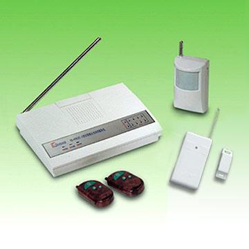 Buy 8 Zone Wireless Alarm System with Auto-Dialer