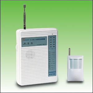 Buy 10 Zone Wireless Alarm System with 1 PIR Detector