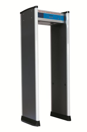 Buy HY-800A or HY-800C walk through Metal Detector with High Sensitivity and Quick speed