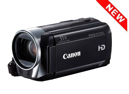 Buy Canon Vixia HF R300 Digital Camcorders