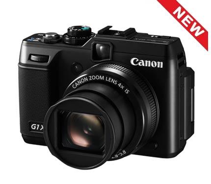 Buy Canon PowerShot G1 X Digital cameras