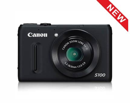 Buy Canon PowerShot S100 Digital cameras