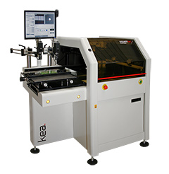 Kea High Precision Semiautomatic Screen Printer