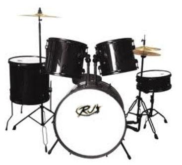 Rj 1225b 5pc Drumset Buy In Manila
