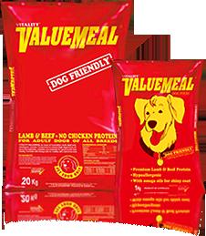 Buy Vitality Value Meal dog food