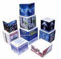 Buy Padded Foto Cubes with printed top
