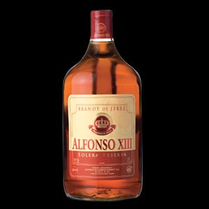 Buy Alfonso XIII Solera Brandy 1.75ml