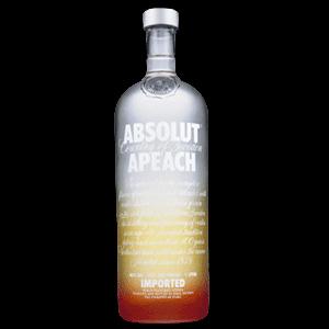 Buy Absolut Apeach 1L Vodka