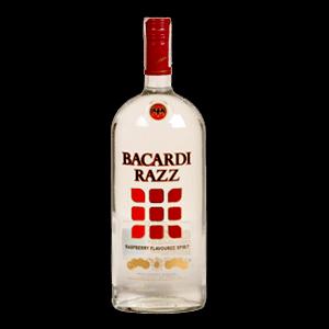 Buy Bacardi Razz 1L Rum