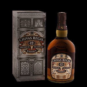Buy Chivas Regal Scotch Whisky 750ml Pack of 4