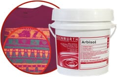 Arbisol Water Based Inks