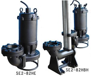 Buy Model SE For Waste Water Effluent, Small Lightweight Type Submersible Pumps