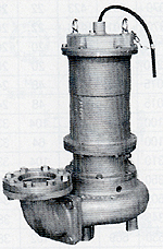 Buy CSE Stainless Steel Construction for Corrosive Waste Liquid and Sewage Submersible pumps for sumps