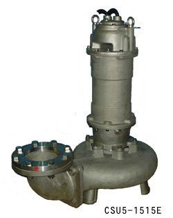 Buy CSU Stainless Steel Construction for Corrosive Waste Liquid and Sewage Submersible pumps for sumps