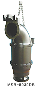 Buy MSB Large Capacity Mixed-Flow Submersible pumps for sumps