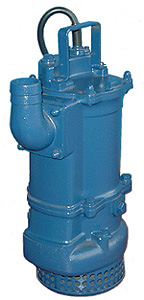 Buy V Semi-Vortex Solid Handling Type for Construction and General Drainage Submersible pumps