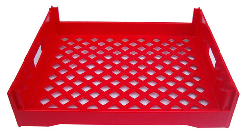 Buy BT101-Red Bread Tray