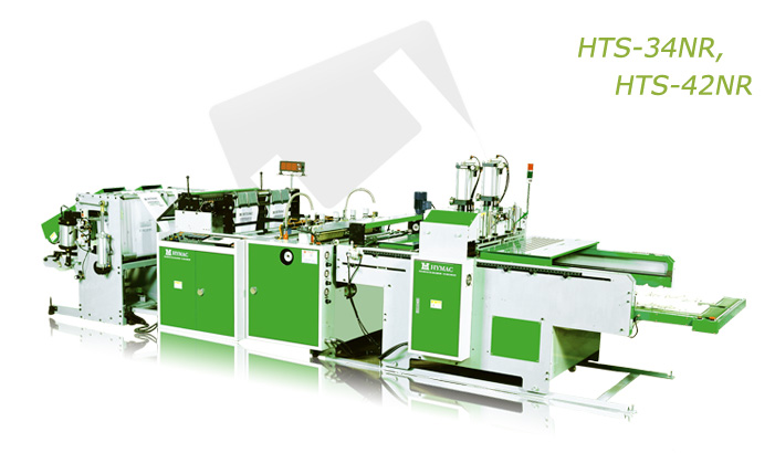 Buy Fully Automatic Servo Driver Two lines Printed T-Shirt Bag Making Machine