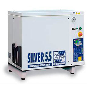 Buy Silver 5.5 Rotary Screw Compressors