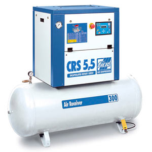 Buy CRS 5.5/300 Rotary Screw Compressors