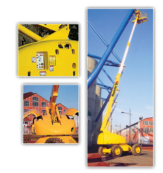 Buy H 21 TX telescopic lifts