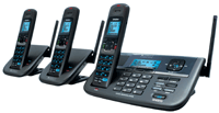 Buy XDECT R055 + 2 Cordless Phone System