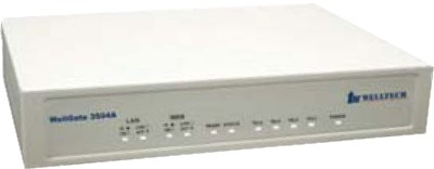 Buy WellGate 3504A four-port telephone extension