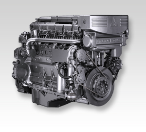Buy 72 - 195 kW / 98 - 262 hp 1013M marine engine