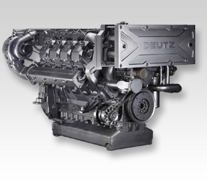Buy 203 - 447 kW / 272 - 600 hp 1015M marine engine