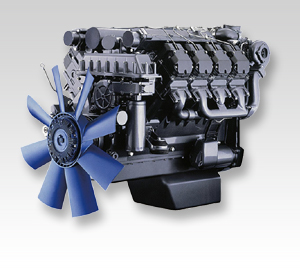 187 - 440 kW  /  251 - 590 hp 1015 agricultural equipment engine