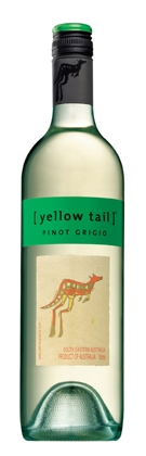 Buy Yellow Tail Pinot Grigio wines