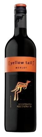 Buy Yellow Tail Merlot wines
