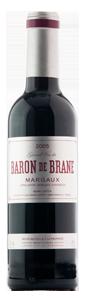 Buy Baron De Brane 2005 37.5CL Bordeaux wine