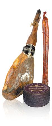 Buy Iberian pork products of Medina del Encinar