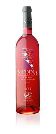 Buy Medina Selección Rosé wines