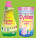 Buy Cycles Mild Laundry Detergent for Babies