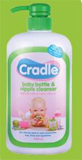 Buy Cradle Baby Bottle & Nipple Cleanser