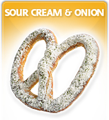 Buy Sour Cream Onion Pretzels