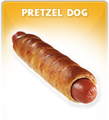 Buy Pretzel Dog